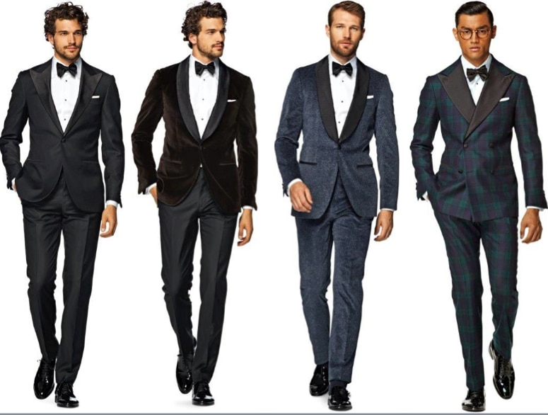 7ebc2145edae correct dress code to a black tie event, how to wear a tuxedo ...